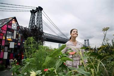Prinzessin Victoria New York Teaser