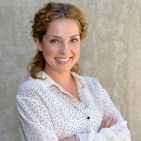 Schausielerin Maria Wedig