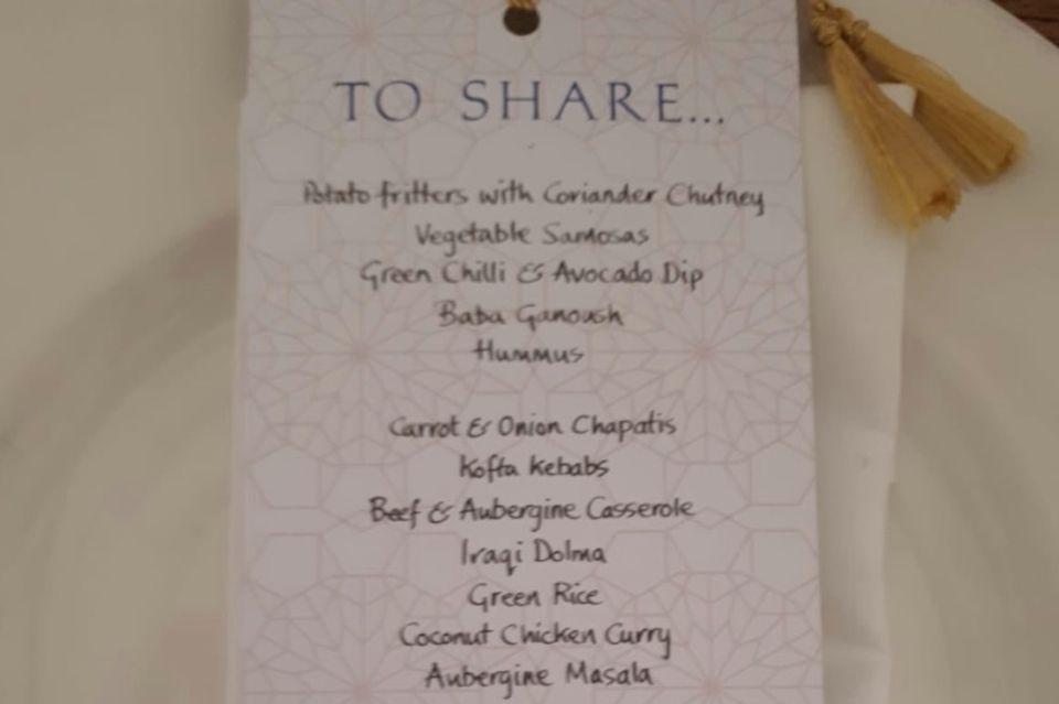 """Die Gerichte stammen alle aus dem neuen Kochbuch und sind persönliche Favoriten der Frauen in der """"Hubb Community Kitchen"""""""