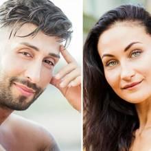 """Babak und Joana sind die Neuen bei """"Love Island""""."""