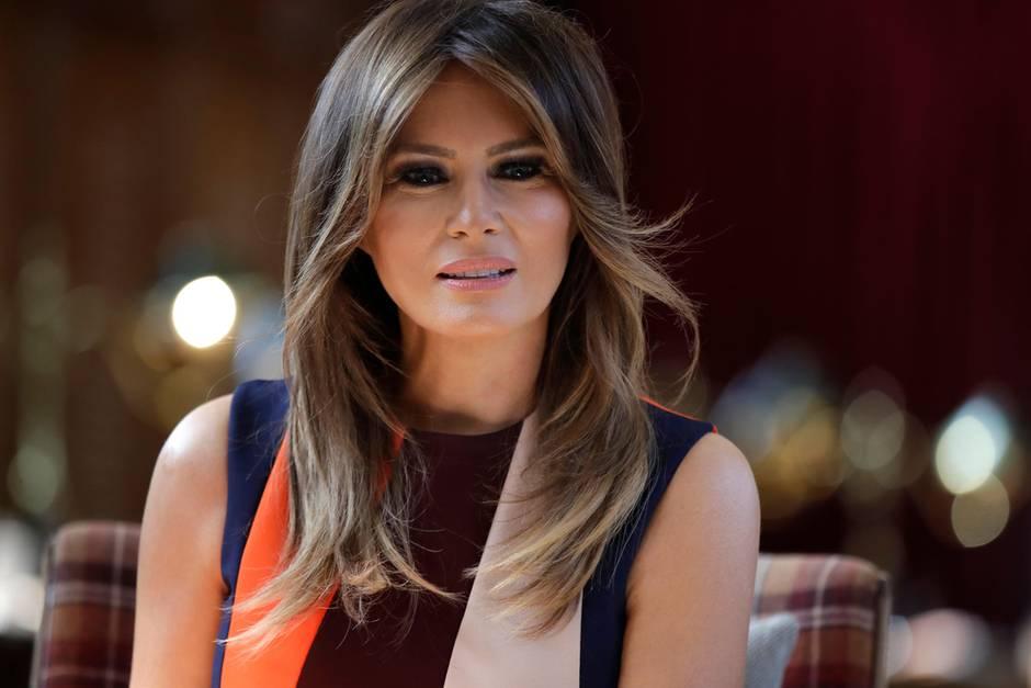 Melania Trump First Lady Undercover Warum Sie Keine Interviews