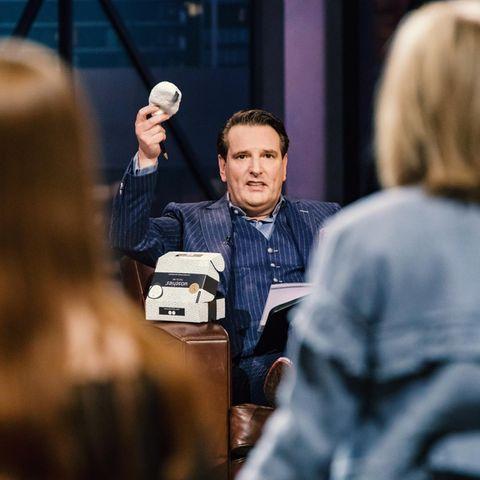 """Dieser Deal hat sich für Ralf Dümmel gewaschen! Er greift bei den """"waschies"""" zu."""