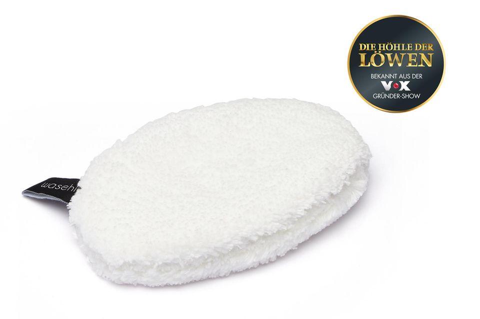 Die waschiesAbschminkpads sind im Handel als 3er-Set ab ca. 10 Euro erhältlich. Nach dem Gebrauch lassen sie sich immer wieder waschen, sind also eine Investition für eine längere Zeit.