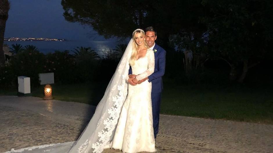 Doda de Miranda mit seiner Braut