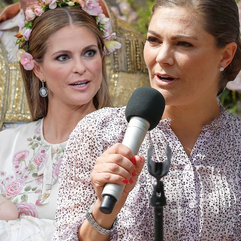 Prinzessin Madeleine, Prinzessin Victoria