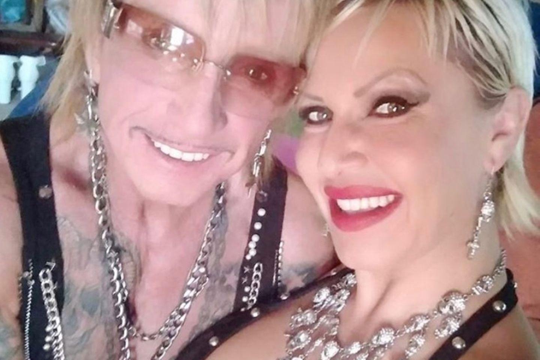 Bert Wollersheim und Ginger Costello
