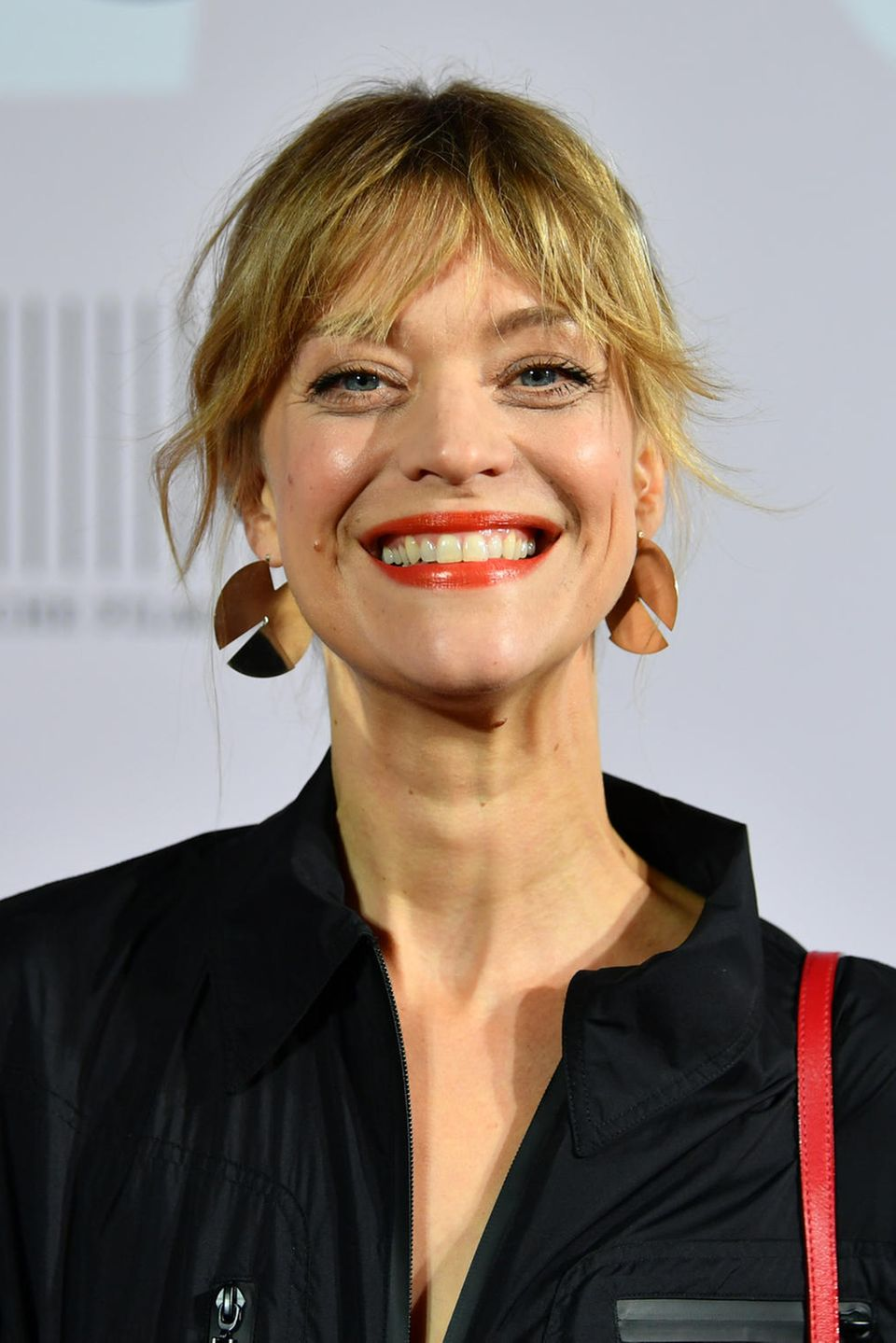 """24. September 2018   Schauspielerin Heike Makatsch bei der Verleihung des Nachwuchsfilmpreises """"First Steps Award"""" im Stage Theater des Westens."""