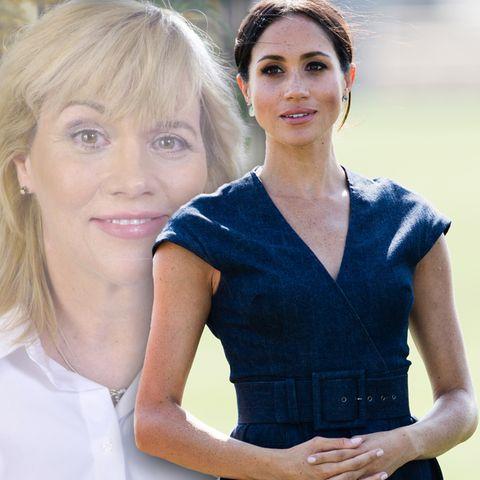 Samantha und Meghan Markle - zwei Schwestern, zwischen denen das Verhältnis zerrüttet ist