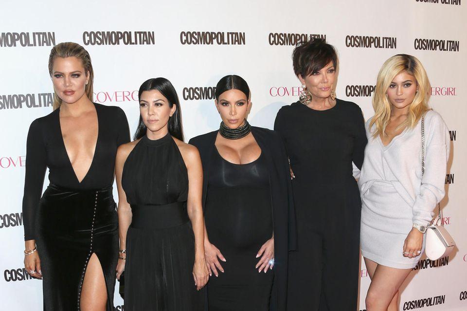Der Kardashian-Clan
