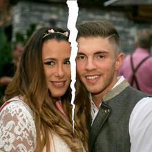 Joey und Justine Heindle haben sich getrennt