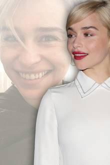 """Neues Leben, neuer Haarschnitt: Nach dem """"GoT""""-Ende hat Emilia Clarke jetzt die Haare kurz."""