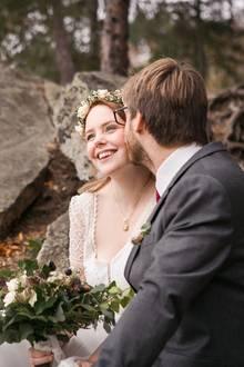 Pure Freude an ihrem großen Tag: GZSZ-Schauspielerin Olivia Marei hat geheiratet ...