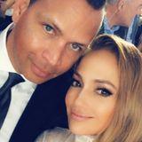 25. September 2018  Ein süßes Pärchenselfie schießt Jennifer Lopez von einer Veranstaltung. Zu sehen sind sie und ihr langjähriger FreundAlex Rodriguez.