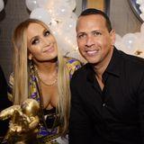21. August 2018  Bei den MTV-Video Music-Awards leistetAlex Rodríguez seiner Freundin Jennifer Lopez Gesellschaft.