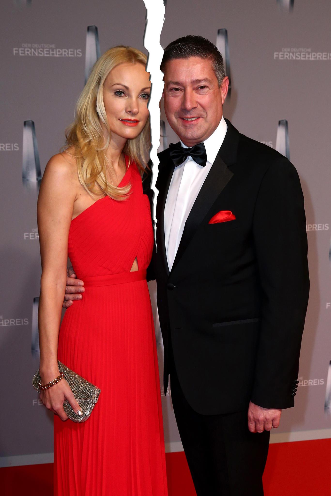 Joachi Llambi und seine Noch-Ehefrau Ilona