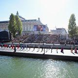 Le Défilé L'Oréal Paris war nicht nur für alle offen, sondern wurde auch per Livestream in 30 Länder übertragen.