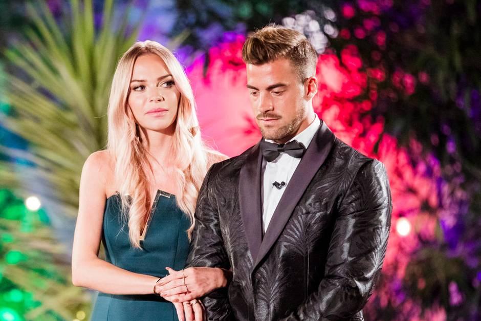 """Natascha Beil und Tobias Wegener, das """"Love Island""""-On-Off-Paar 2018"""