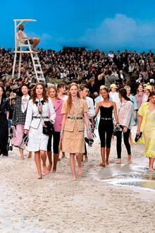 Chanel Spring/Summer 2019.