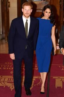 Prinz Harry und Herzogin Meghanskonnten sich schon bei ihrer Hochzeit von Smyth' Köstlichkeiten verwöhnen lassen