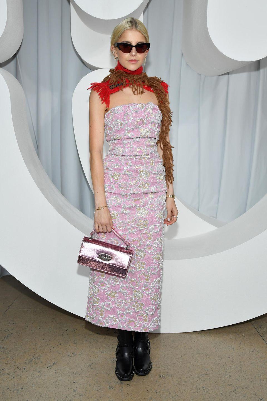 Caro Daur repräsentiert bei Miu Miu die deutschen Fashion-Stars.