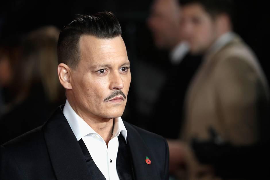 Johnny Depp Neuer Streit Mit Ex Frau Amber Heard Galade