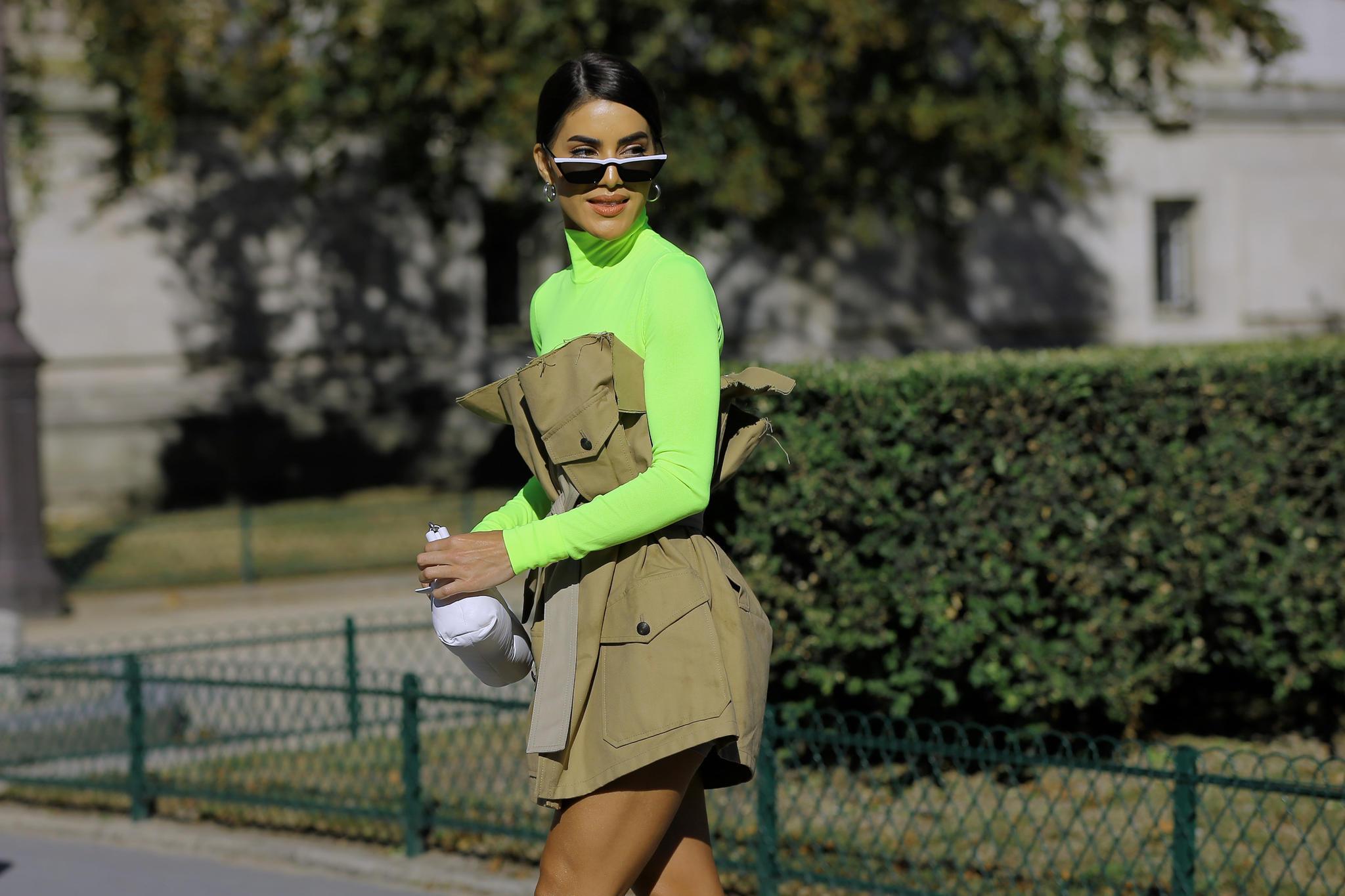 bester Preis Shop für authentische ästhetisches Aussehen Mode-Trend: Neonfarben - knallige Grün-, Gelb- und Pinktöne ...