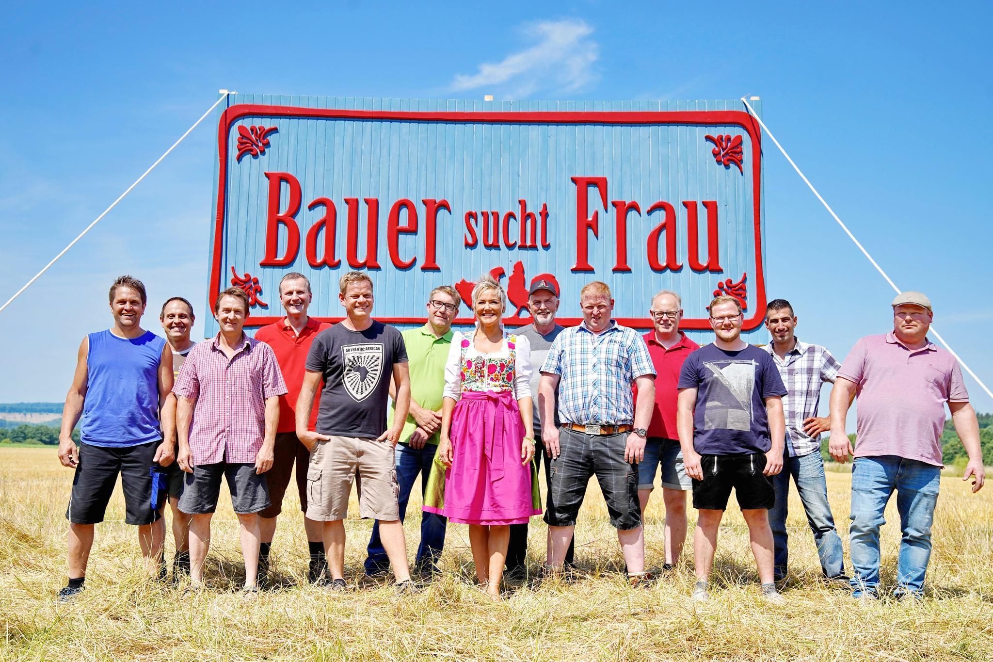 Bauer sucht Frau 2018
