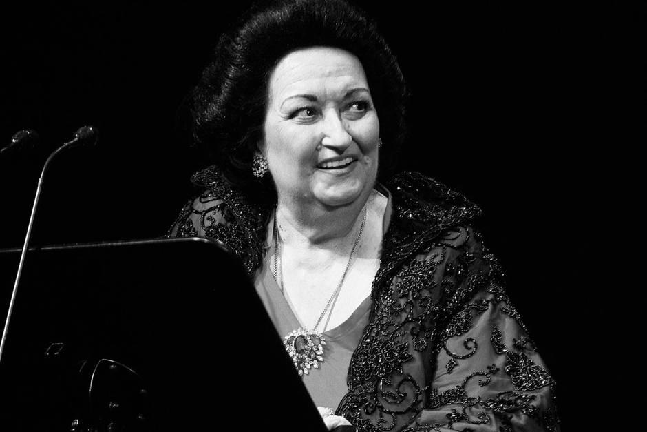 Große Opernsängerin: Montserrat Caballé ist tot