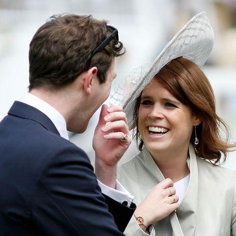 Jack Brooksbank + Prinzessin Eugenie