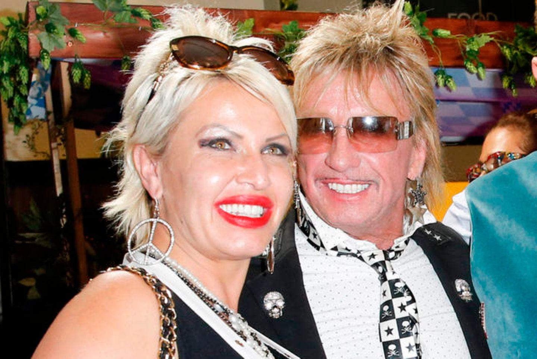 Ginger Costello + Bert Wollersheim