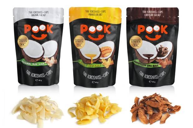POOKKokos-Chips