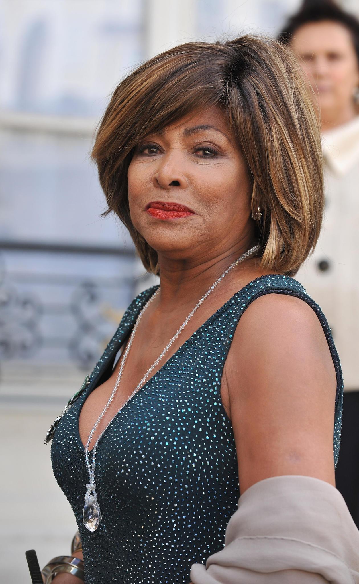 Tina Turner war schwer krank
