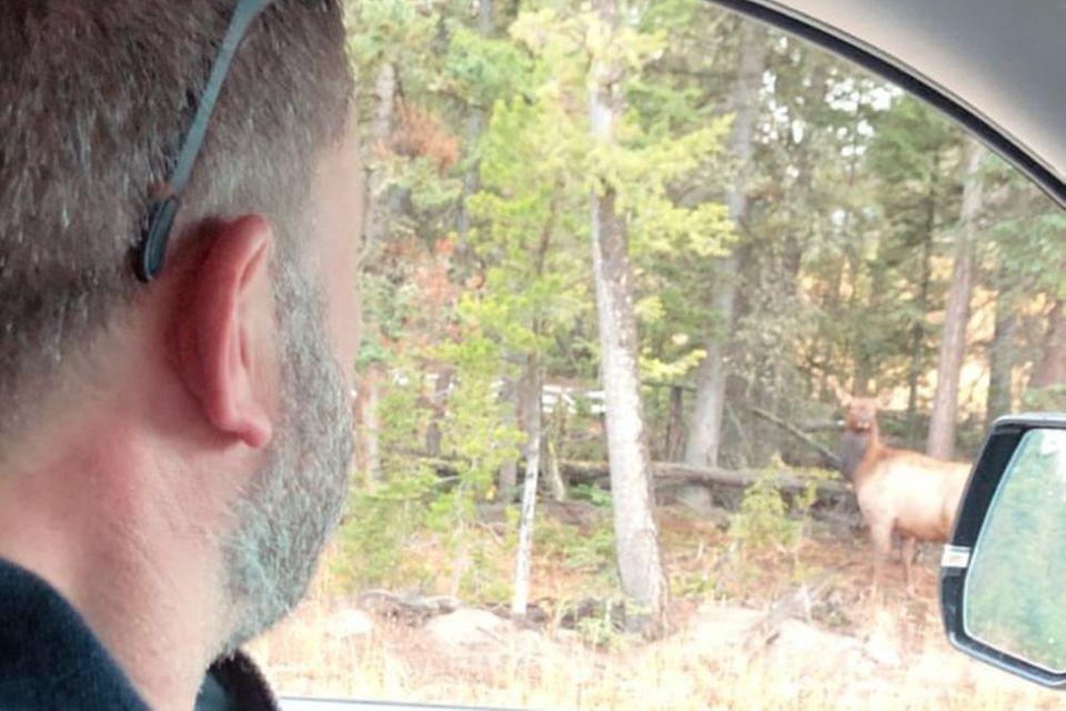 Ben Affleck macht im Oktober 2018 Urlaub in Montana. Das zeigt seine Begleitung Shauna Sexton auf Instagram