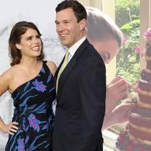 Prinzessin Eugenie und Jack Brooksbank wünschen sich eine herbstliche Hochzeitstorte