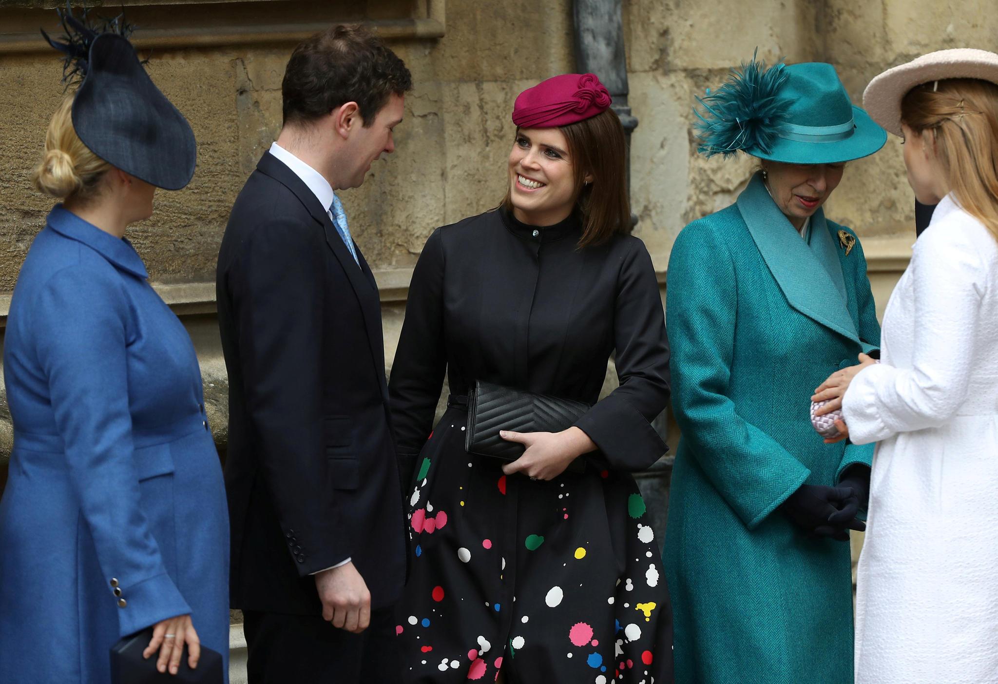 Prinzessin Eugenie Jack Brooksbank Hier Konnen Sie Die Hochzeit