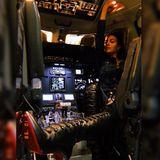 7. Oktober 2018  In einer sexy Pose zeigt sich Cristiano Ronaldos Verlobte Georgina Rodriguez aus dem Cockpit eines Flugzeugs.