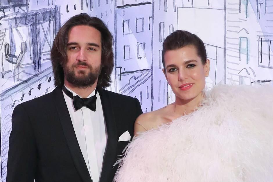 Dimitri Rassam + Charlotte Casiraghi