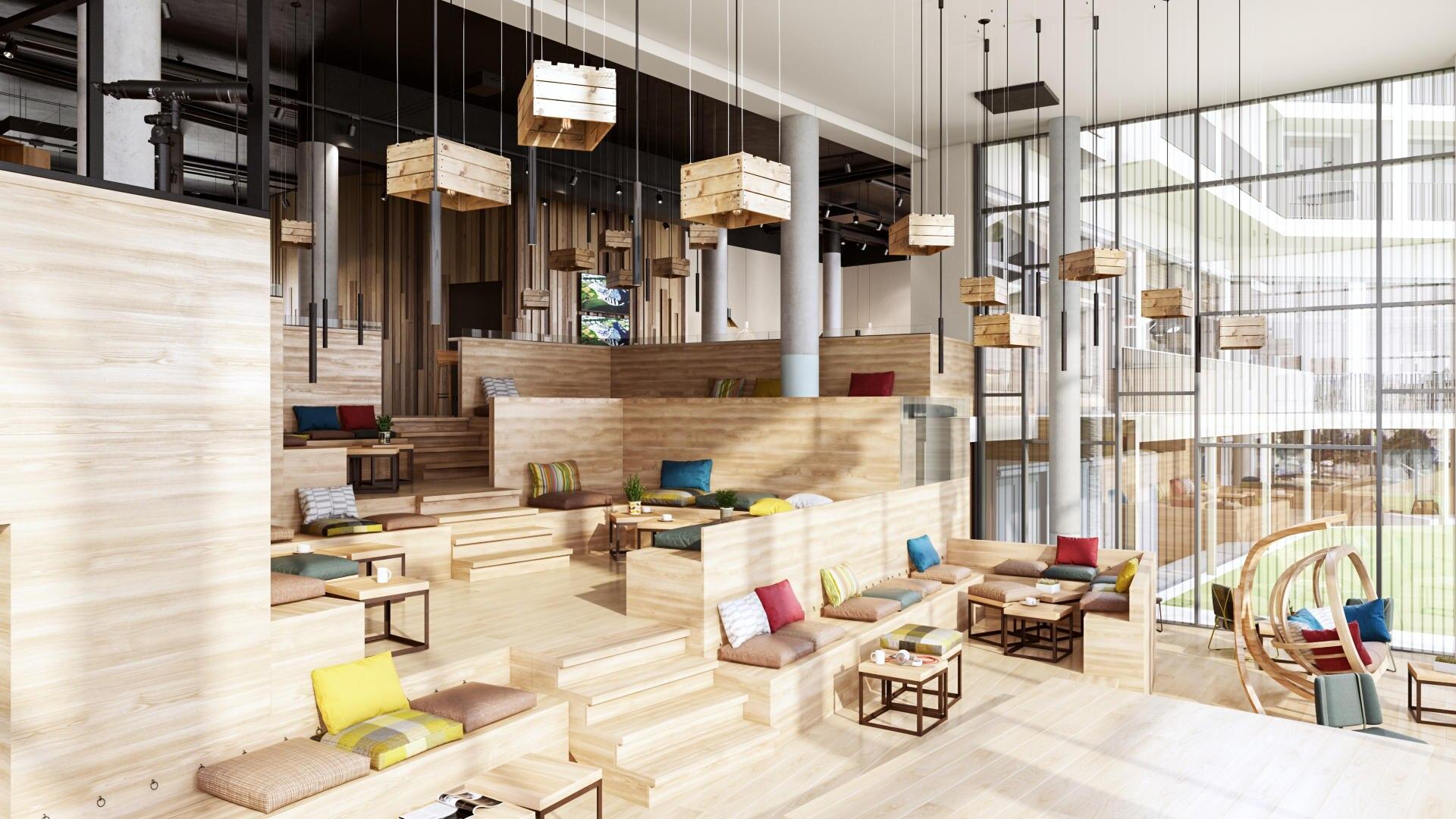"""Neuer Hotspot an der Ostsee: """"Arborea Marina Resort"""""""