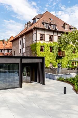 """Dayspa-Boxenstopp in Belgien: Die Retreats in der """"Domaine La Butte aux Bois""""wecken alle Sinne – mit Massage, Facial und Zwei-Sterne-Lunch!"""