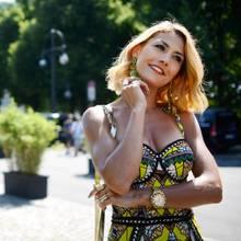 Fiona Erdmann hat in Dubai ein neues Leben begonnen