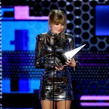 Taylor Swift bei den American Music Awards 2018