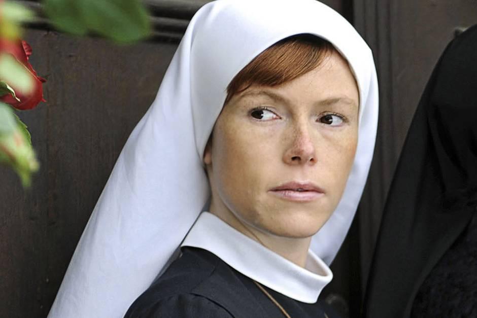 Schwangere Nonnen