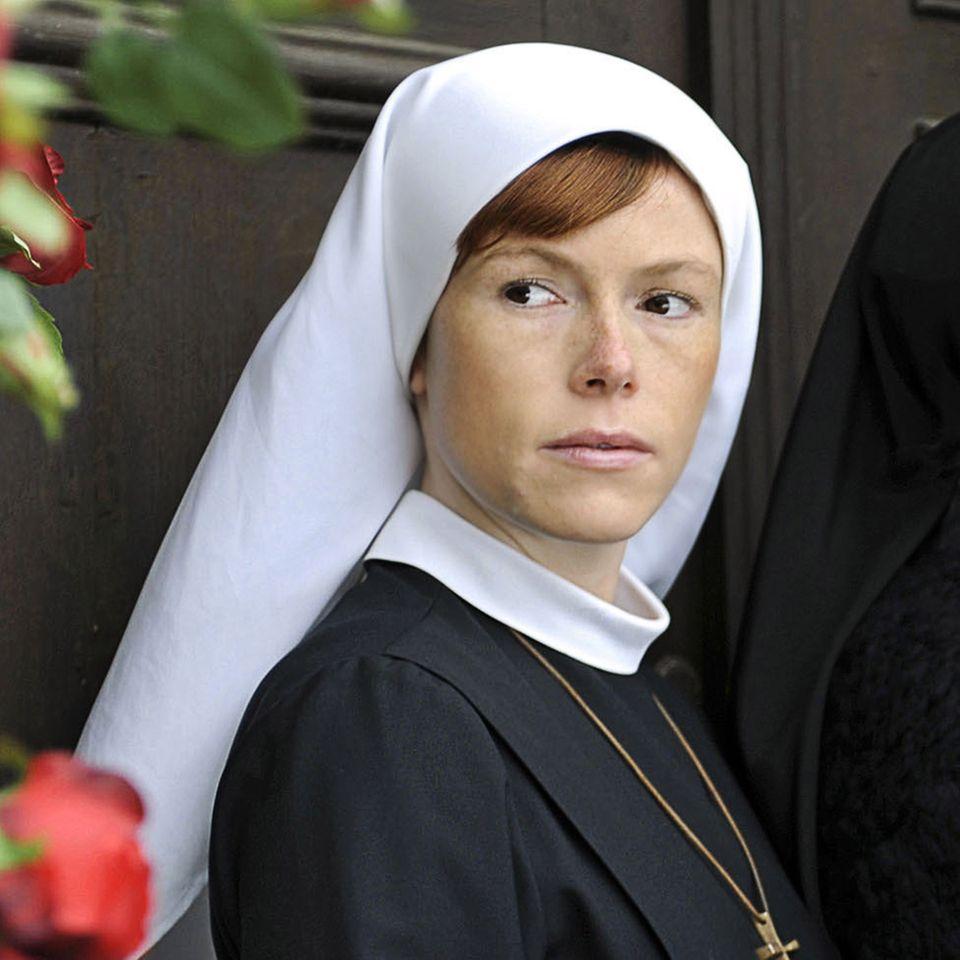 """Antja Mönning in """"Um Himmels Willen"""""""