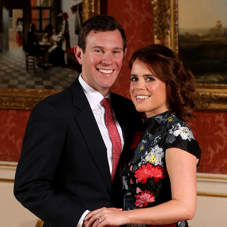 22. Januar 2018  Das offizielle Verlobungsfoto: Nach knapp acht Jahren Beziehung geben Jack und Eugenie glücklich ihre bevorstehende Hochzeit bekannt. Sie hatten sich während eines Urlaubs in Nicaragua verlobt.