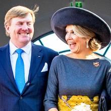 König Willem-Alexander + Königin Máxima