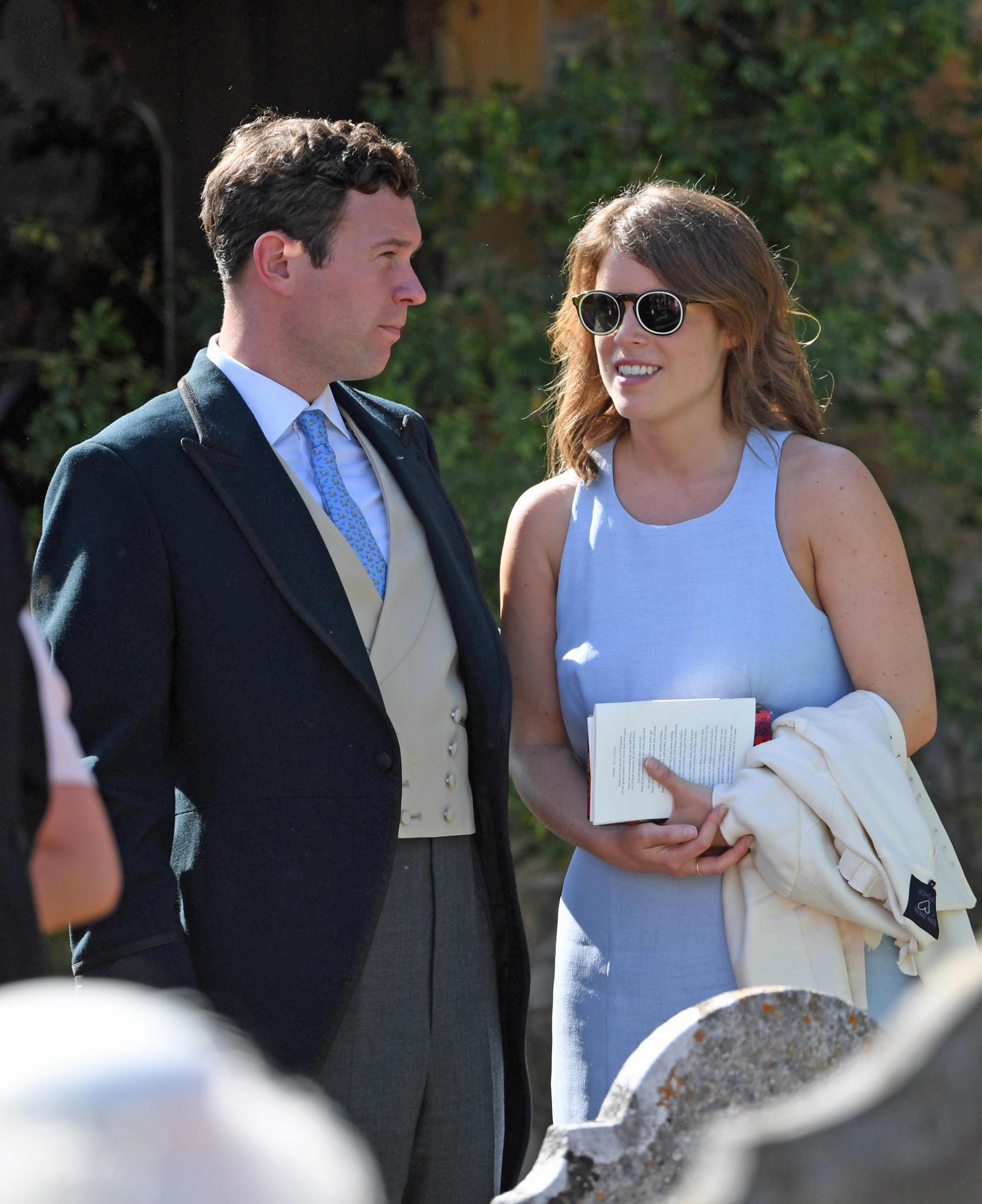 Für die Hochzeit von Prinzessin Eugenie und Jack Brooksbank sollen die Obdachlosen von Windsor ihre Quartiere verlassen