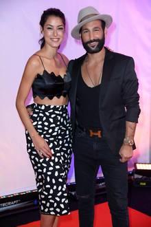 7. Oktober 2018  Für den deutschen Comedy Preis in Köln haben sich Rebecca Mir undMassimo Sinató so richtig aufgebrezelt.