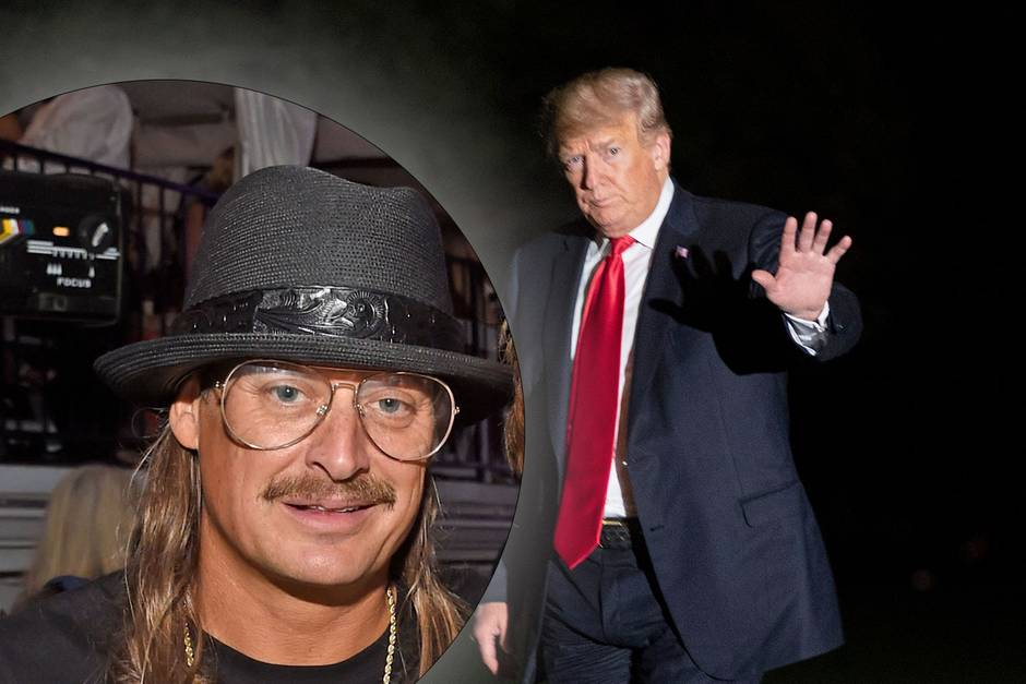 Kid Rock Donald Trump