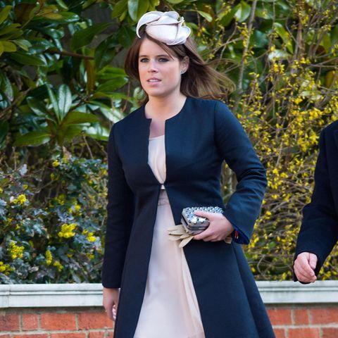 Prinzessin Eugenie hält ihre Hochzeitsgäste unter Kontrolle