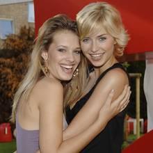 Yvonne Schröder und Lena Gercke in 2006